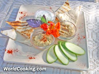 middle eastern appetizer platter middle eastern appetizer platter baba ...